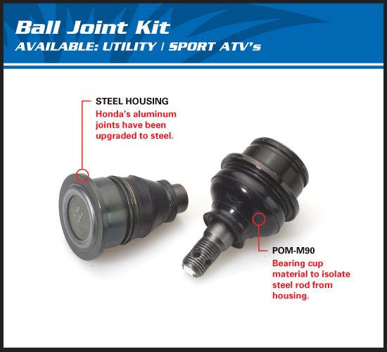 LOWER BALL JOINT KITS