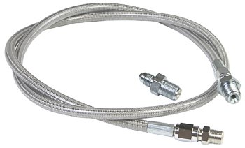 EXTENDED BRAKE LINE ARCTIC CAT M-SERIES 07-11 / F SERIES TWIN SP