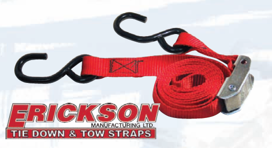 Red Tie Down Straps