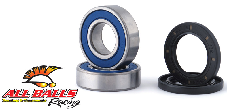 FRONT WHEEL BEARING & SEAL KITS