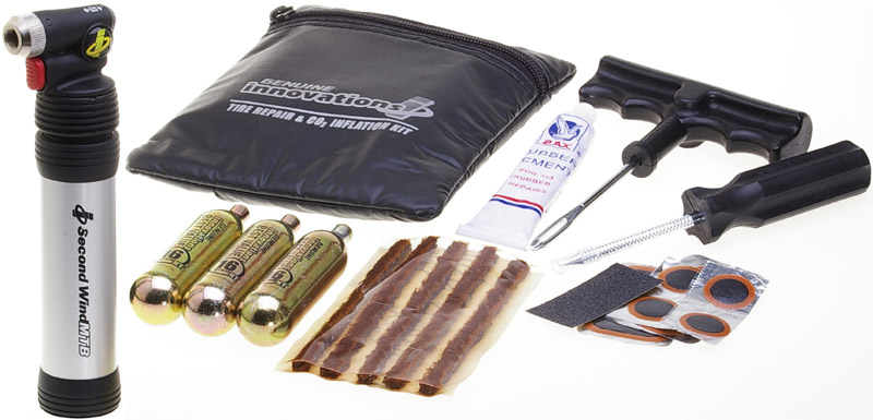 Deluxe ATV Tire Repair Kit